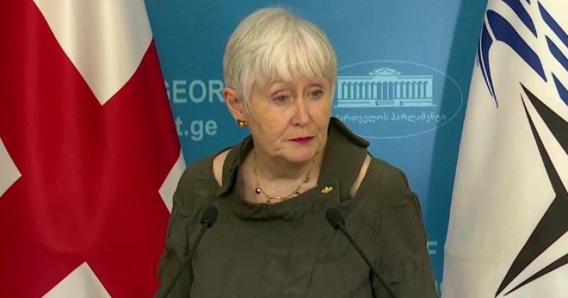 NATO-ს საპარლამენტო ასამბლეის პრეზიდენტი: არ მენდომებოდა, ვინმეს ეთქვა, შოტლანდია დათმეო