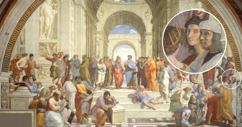 7 ცნობილი მხატვარი, რომლებმაც საკუთარ ნახატებში ავტოპორტრეტები დამალეს