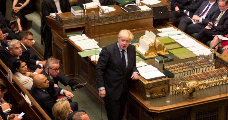 ბრიტანეთის პარლამენტმა EU-დან შეთანხმების გარეშე გასვლის შემთხვევისთვის კანონი მიიღო
