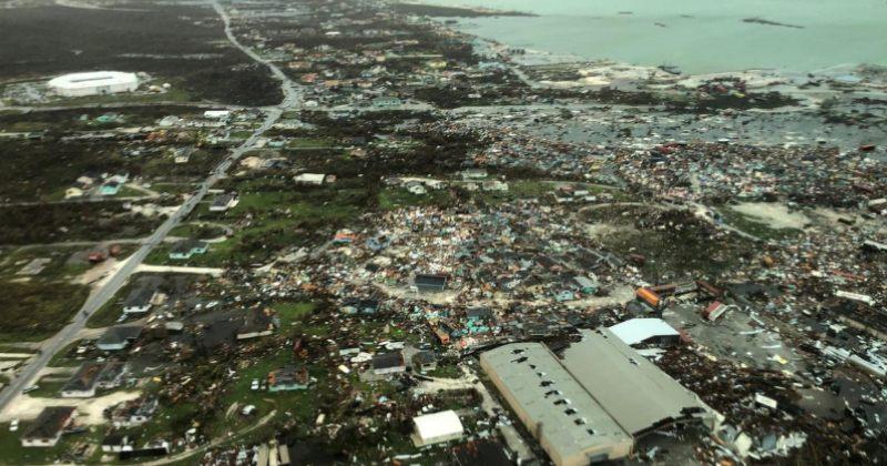 ქარიშხალ დორიანს ბაჰამის კუნძულებზე სულ მცირე 7 ადამიანის სიცოცხლე ემსხვერპლა [ფოტოები]