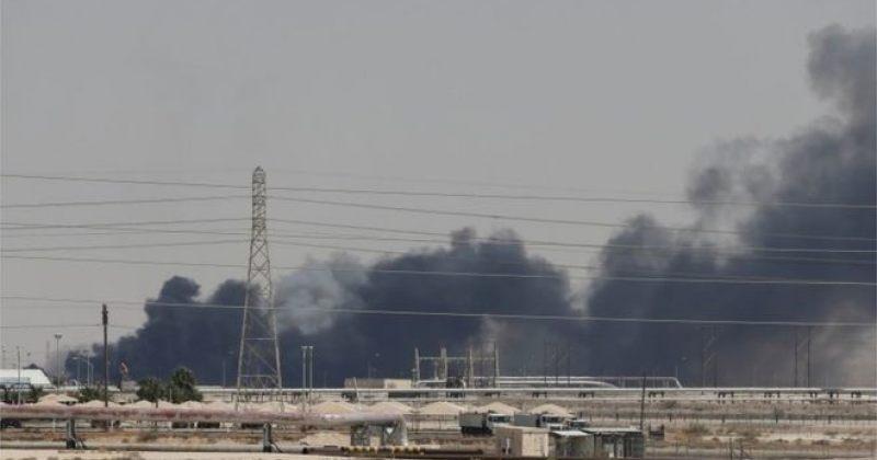 აშშ საუდის არაბეთის ნავთობის გადამამუშავებელ ობიექტებზე თავდასხმაში ირანს ადანაშაულებს