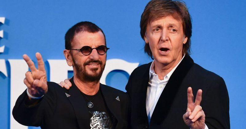 პოლ მაკარტნიმ და რინგო სტარმა ჯონ ლენონის მიერ დაწერილი სიმღერა ახლიდან ჩაწერეს