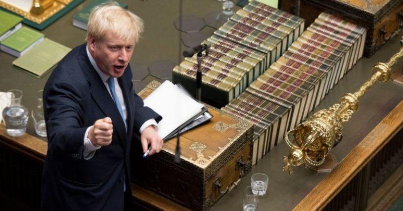დიდი ბრიტანეთის თემთა პალატამ ჯონსონის ბრექსითის შეთანხმებას მხარი დაუჭირა