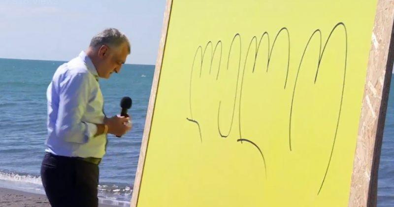 """მამუკა ხაზარაძის მიერ დაფუძნებულ საზოგადოებრივ მოძრაობას """"ლელო"""" ერქმევა"""