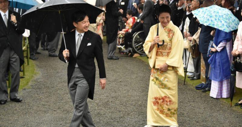 ტაიფუნის შემდეგ, იაპონიის ახალი იმპერატორისადმი მიძღვნილი აღლუმი შეიძლება გადაიდოს