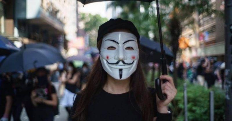 ჰონგ-კონგის მთავრობა ნიღბების ტარების აკრძალვას აპირებს