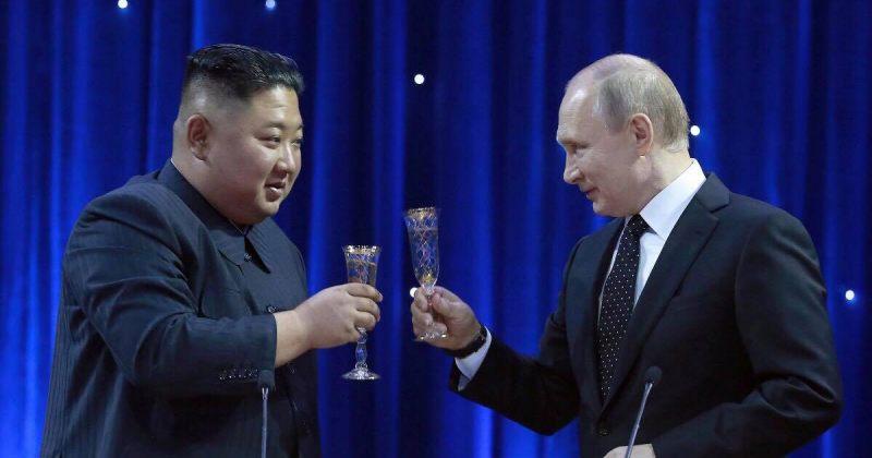 """რუსეთისა და ჩრდილოეთ კორეის მედია """"ყალბ სიახლეებთან"""" საბრძოლველად ერთიანდებიან"""