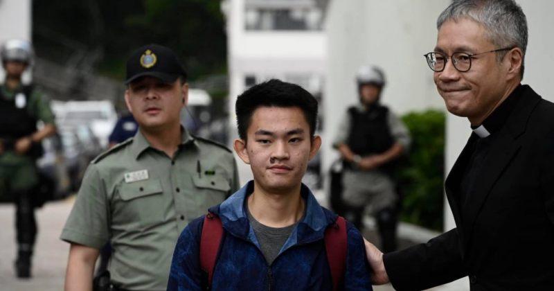 პატიმარი, რომლის გამოც ჰონგ-კონგში ექსტრადაციის კანონპროექტის იდეა წამოწიეს, გაათავისუფლეს