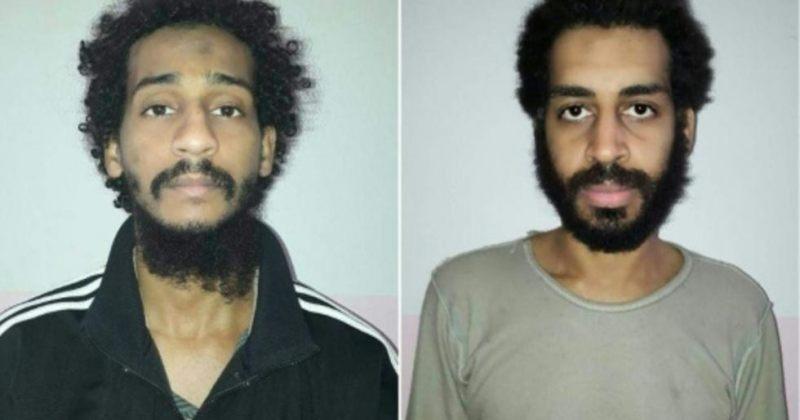 """აშშ-მა """"ბითლზებად"""" წოდებული ISIS-ის ტერორისტებიდან 2 სირიიდან უსაფრთხო ლოკაციაზე გადაიყვანა"""