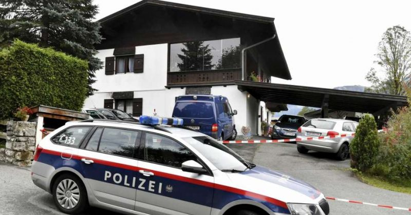ავსტრიაში კაცმა ყოფილი შეყვარებული, მისი მშობლები, ძმა და გოგოს ახალი შეყვარებული მოკლა