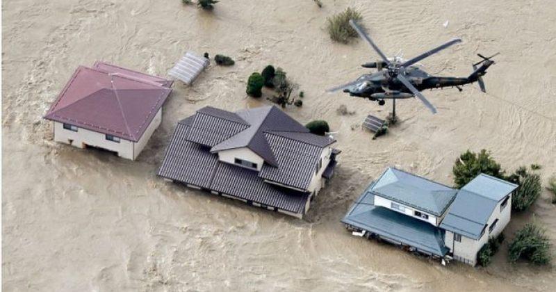 """ტაიფუნ """"ჰაგიბისს"""" იაპონიაში 10 ადამიანის სიცოცხლე ემსხვეპრლა, 140-ზე მეტი დაშავდა"""