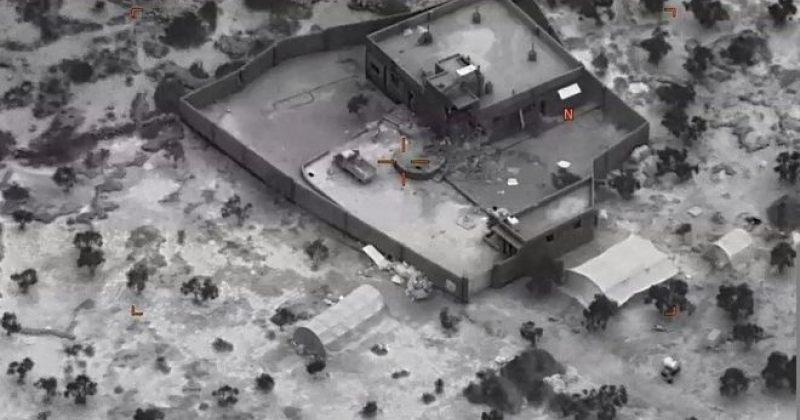 აშშ-მა აბუ ბაქრ ალ-ბაღდადის ლიკვიდაციის ოპერაციის ამსახველი კადრები გაავრცელა [Video]