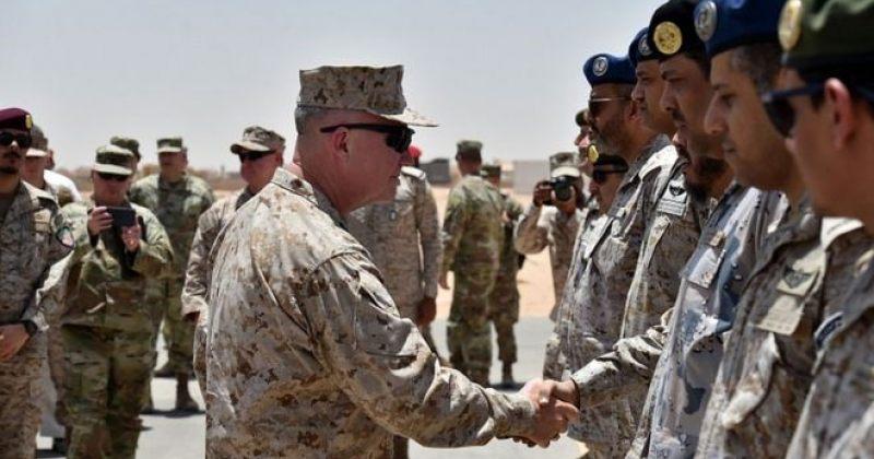 აშშ საუდის არაბეთში დამატებით 1,800 ჯარისკაცს და სამხედრო ტექნიკას გზავნის