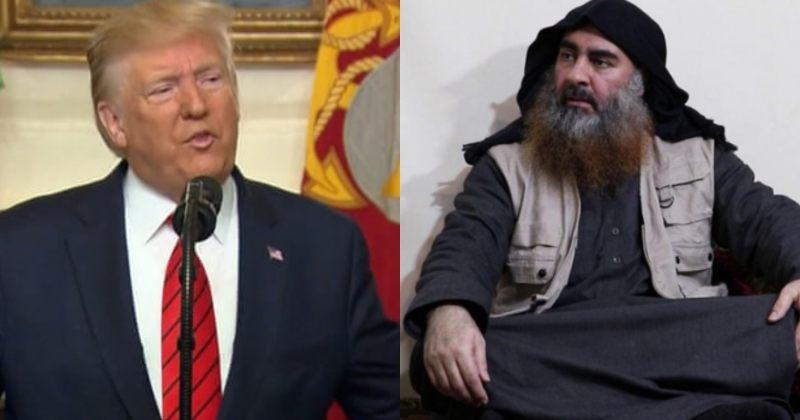 დონალდ ტრამპმა ISIS-ის ლიდერის ალ-ბაღდადის მკვლელობა დაადასტურა