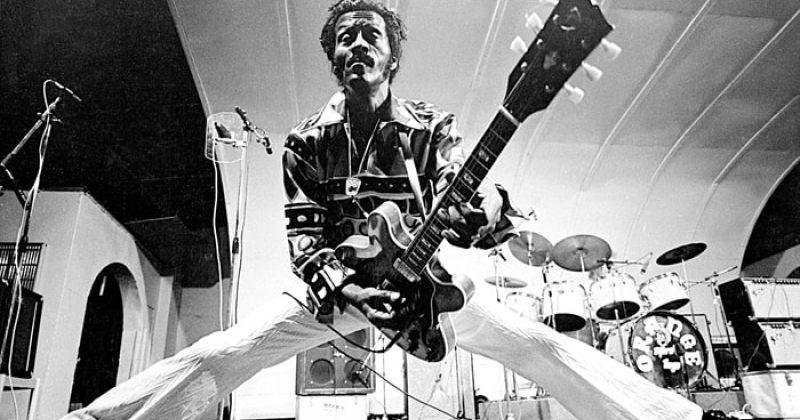 """Go Johnny go!"" - ჩაკ ბერის 20 ყველაზე მნიშვნელოვანი სიმღერა"