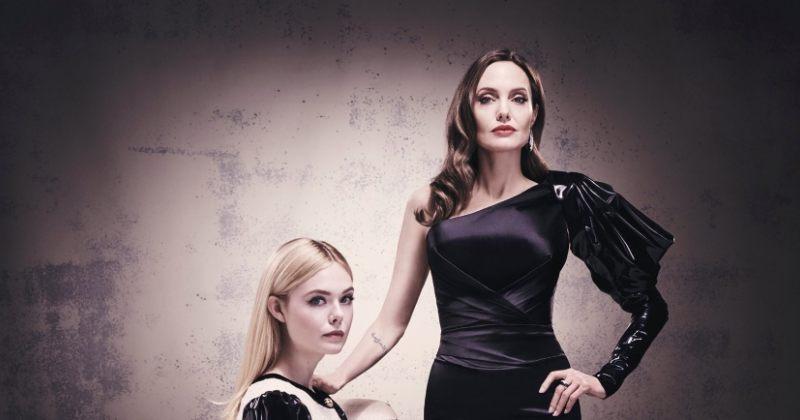 ანჯელინა ჯოლისა და ელ ფანინგის ახალი ფოტოსესია