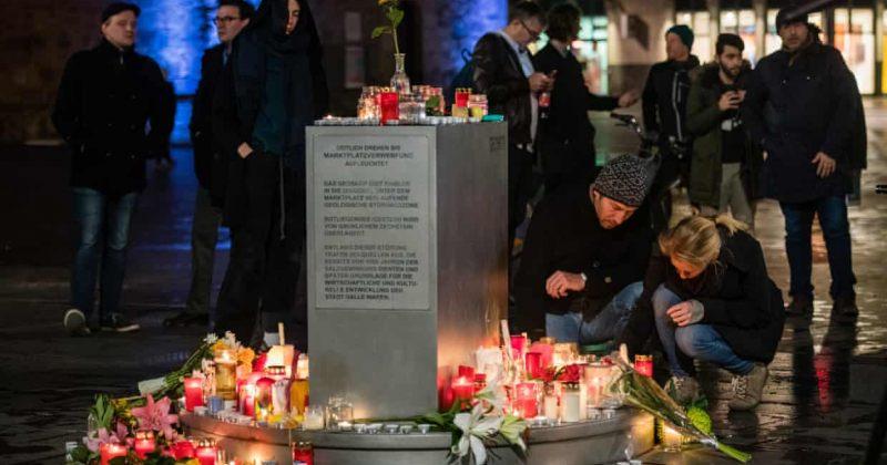 გერმანიაში ანტისემიტურ თავდასხმას თავდამსხმელი ონლაინ გადასცემდა