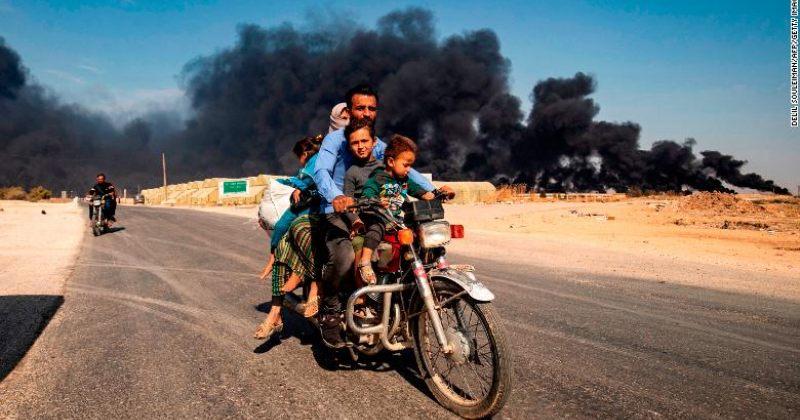 ქალაქი რას ალ-აინი ქურთმა მებრძოლებმა დატოვეს, ის თურქეთის კონტროლის ქვეშ მოექცა