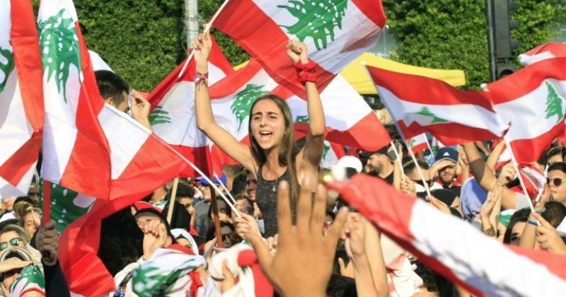 ლიბანში საპროტესტო აქციები მიმდინარეობს- მიზეზი WhatsApp-ზე გადასახადის დაწესებაა