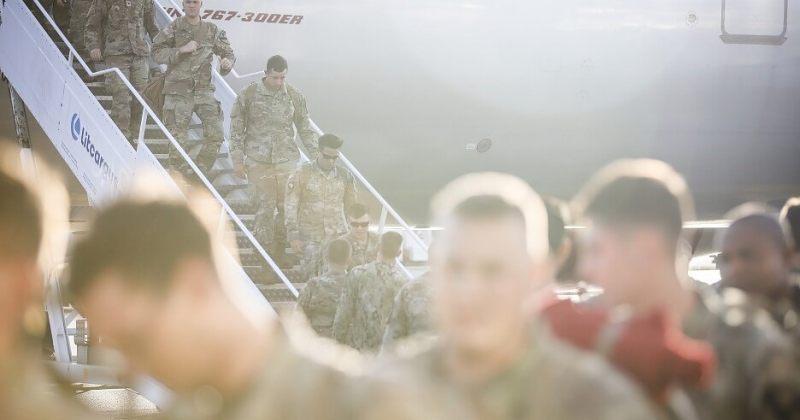 აშშ-მა ლიტვაში ოპერაცია Atlantic Resolve-ის ფარგლებში 500 ჯარისკაცი და სამხედრო ტექნიკა გაგზავნა