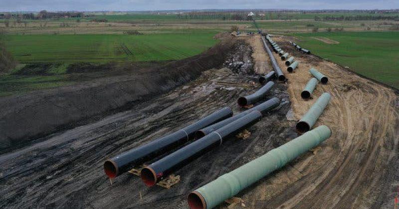 დანიამ რუსული გაზის მილსადენის Nord Stream 2 მშენებლობის ნებართვა გასცა