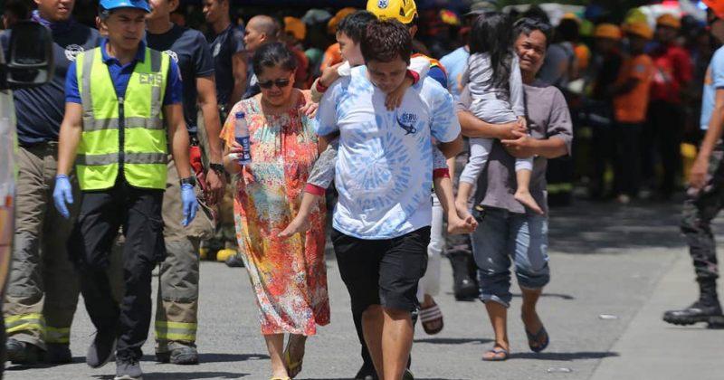 ფილიპინებში 6.5 მაგნიტუდის სიმძლავრის მიწისძვრას 5 ადამიანი ემსხვერპლა