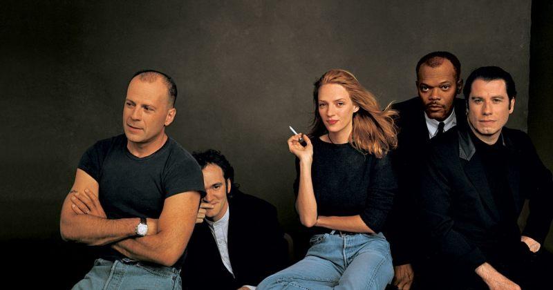 Pulp Fiction 25 წლის გახდა: 5 ციტატა ფილმიდან და ფოტოები გადასაღები მოედნიდან