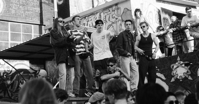 """90-იანი წლების სიდნეის """"რეივის"""" კულტურა (Photos)"""
