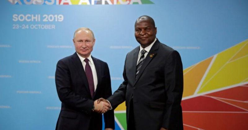 რუსეთი ცენტრალური აფრიკის რესპუბლიკაში სამხედრო ბაზის განთავსებას გეგმავს