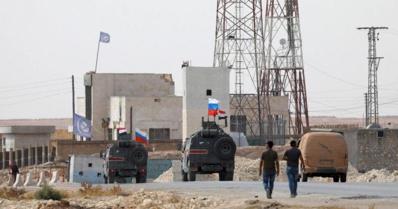 რუსეთი: ვაშინგტონის მიერ სირიაში ნავთობის საბადოების ხელში ჩაგდება საერთაშორისო ყაჩაღობაა