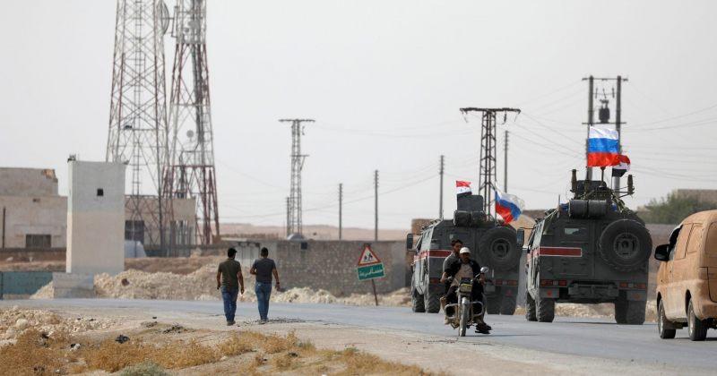 რუსეთის თავდაცვის უწყება: თურქეთის და სირიის ძალებს შორის ჩვენი ჯარისკაცები პატრულირებენ