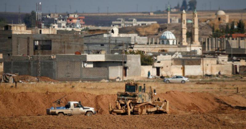 რას ალ აინთან სირიის არმიას და თურქეთის ძალებს შორის შეტაკება მოხდა
