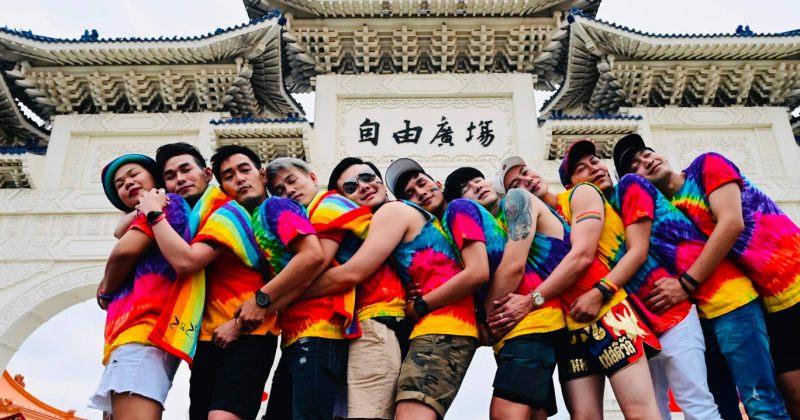 ტაივანში ერთნაირსქესიანთა ქორწინების ლეგალიზების შემდეგ პირველი პრაიდი გაიმართა