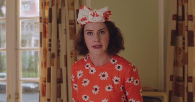 The Marvelous Mrs. Maisel მესამე სეზონით ბრუნდება (თრეილერი)