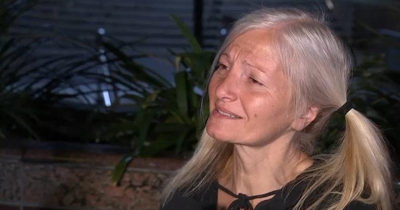 უსახლკარო ქალი მეტროში პუჩინის არიას მღერის (ვიდეო)