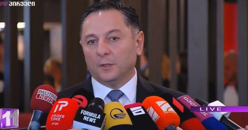 შს მინისტრი იზორიას ძმაზე: იქნებ პოლიციელები აყენებენ შეურაცხყოფას, ბოლომდე ნახეთ ვიდეო?