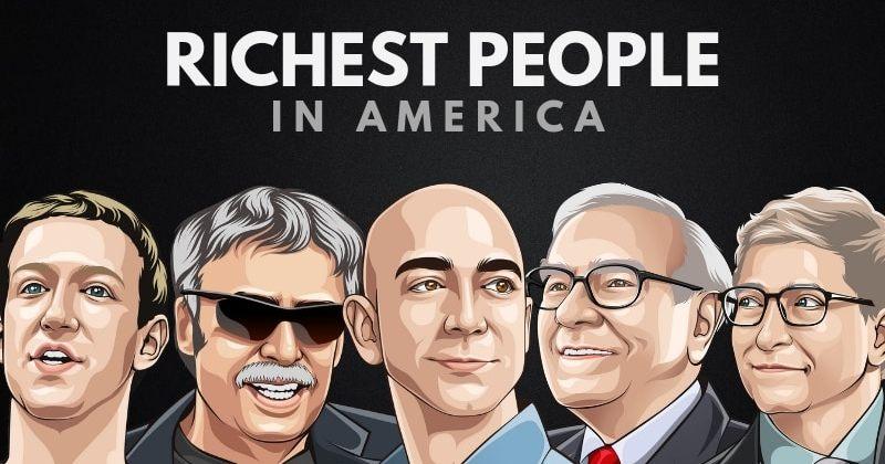 10 უმდიდრესი ამერიკელი — Forbes-ის რეიტინგი
