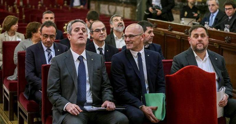 ესპანეთის უზენაესმა სასამართლომ კატალონიის 9 სეპარატისტ ლიდერს პატიმრობა მიუსაჯა