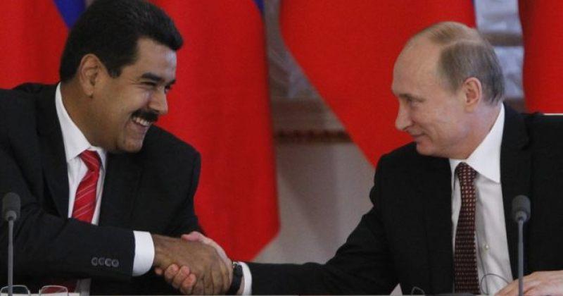 წელს რუსეთიდან ვენესუელაში $315 მილიონი ნაღდი ფული გაიგზავნა