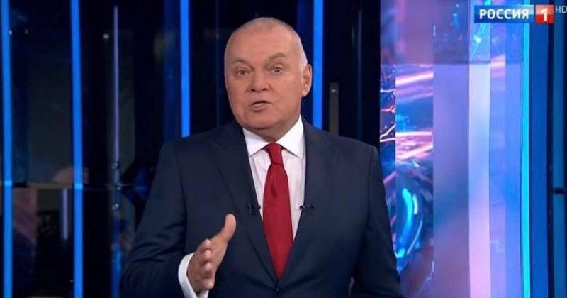 კისელიოვი: რუსეთი სიტყვის თავისუფლების მსოფლიო ჩემპიონია [VIDEO]
