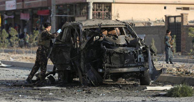 ქაბულში აფეთქებას სულ მცირე 7 ადამიანის სიცოცხლე ემსხვერპლა