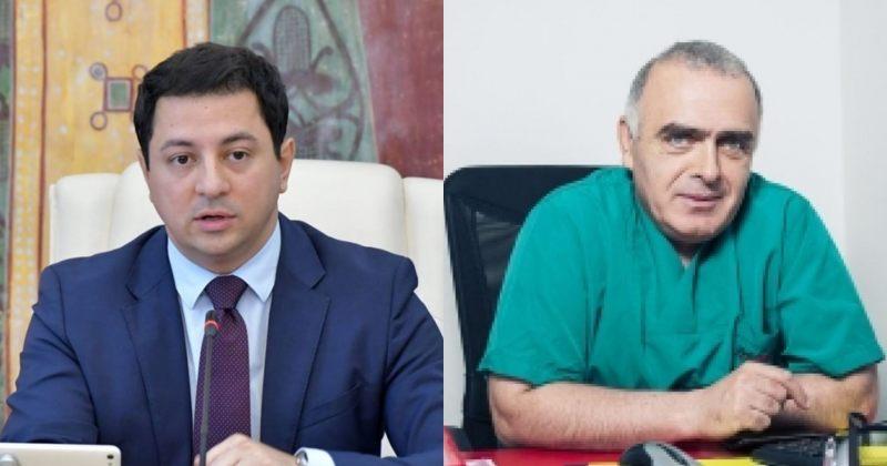 თალაკვაძე: რუსეთმა ზომები უნდა მიიღოს და დროულად გაათავისუფლოს ექიმი ვაჟა გაფრინდაშვილი