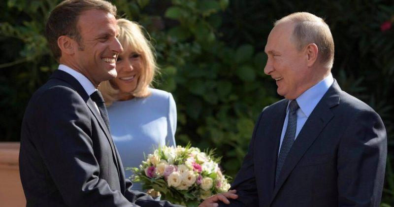 მაკრონი NATO-ს: ჩვენი საერთო მტერი რუსეთია? ჩინეთი? ჩვენი საერთო მტერი ტერორიზმია