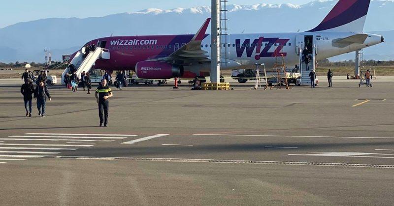 Wizz air-მა ქუთაისის აეროპორტიდან ბოლონიის მიმართულებით პირდაპირი ავიამიმოსვლა დაიწყო