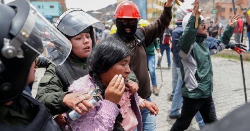 ბოლივიის ყოფილმა პრეზიდენტმა, ევო მორალესმა მექსიკაში პოლიტიკური თავშესაფარი მიიღო