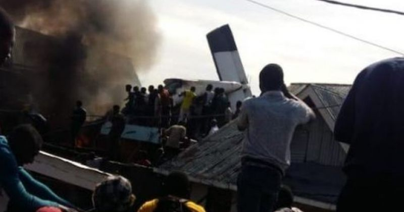 კონგოს დემოკრატიულ რესპუბლიკაში ავიაკატასტროფას 24 ადამიანის სიცოცხლე ემსხვერპლა