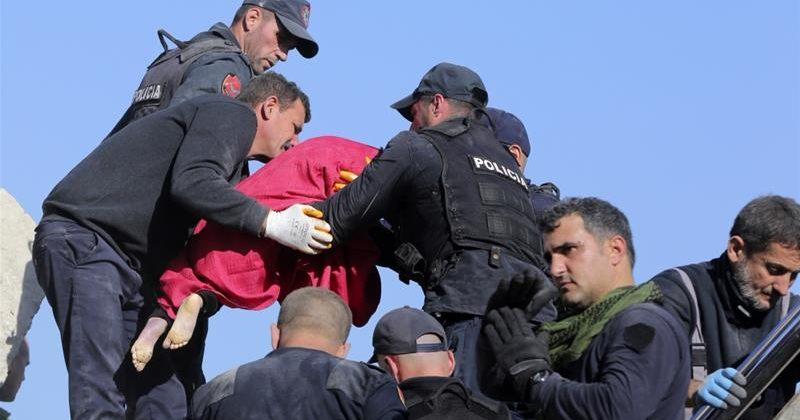 ალბანეთში 6.4 მაგნიტუდის მიწისძვრას 24 ადამიანი ემსხვერპლა, დაშავდა 650