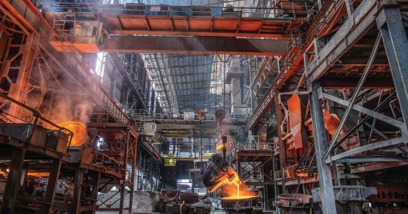 როგორ გამოიყურება ზესტაფონის ფეროშენადნობთა ქარხანა? - უცხოელი ფოტოგრაფის ფოტოები