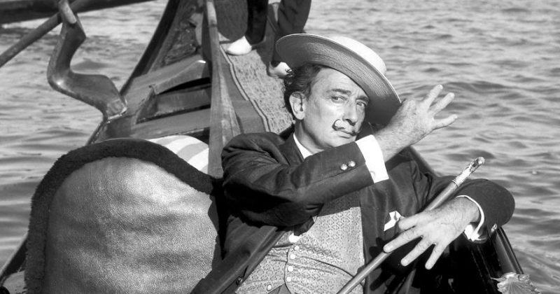 ცნობილი ადამიანების ნაკლებად ცნობილი ფოტოები ვენეციაში, 50-იან და 60-იან წლებში (PHOTOS)