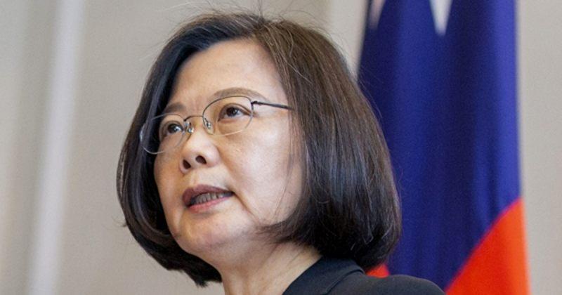 ტაივანის პრეზიდენტი: ჩინეთს ყველაზე მეტად ტაივანის დემოკრატიის ეშინია